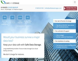 Safe Data Storage Ltd