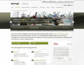 Hyve Managed Hosting