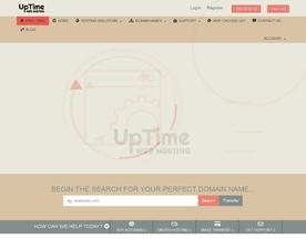Up Time Web Hosting